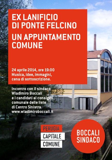 presentazione Boccali